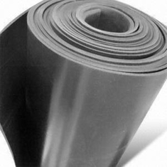 Abrasion Resistance SBR Industrial Rubber Sheet 2-12Mpa Tensile Strength